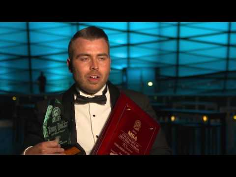 Daniel Lees - 2016 Young Builder of the Year
