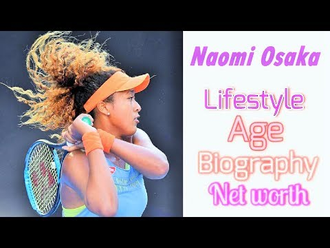Naomi Osaka Us Open Tennis Player Age, Height, Weight, Profession, Plays, Dress, Hair, Net Worth