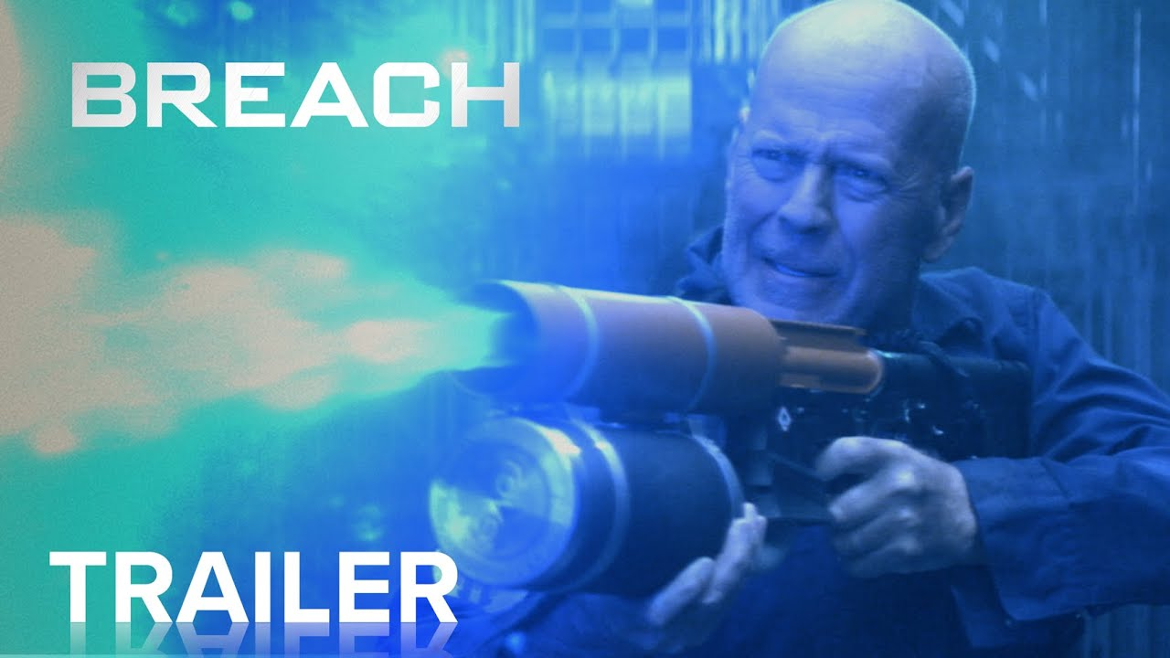 Breach Official Trailer Hd Paramount Movies Youtube