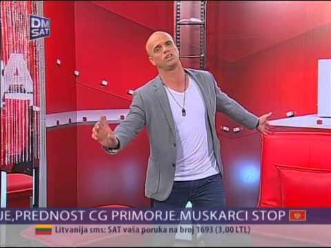 Boban Rajovic - Koga foliras @ Promocija (27.11.'14.) - DM SAT