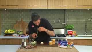 Chef Kayne Raymond Shares His Inspired Dare Cracker Recipes