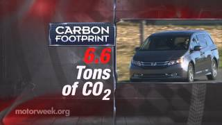 Road Test: 2014 Honda Odyssey