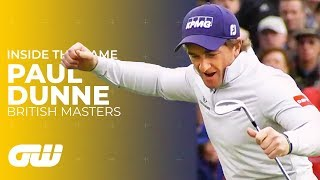 British Masters Highlights: Paul Dunne's INCREDIBLE Chip-In | British Masters 2017 | Golfing World