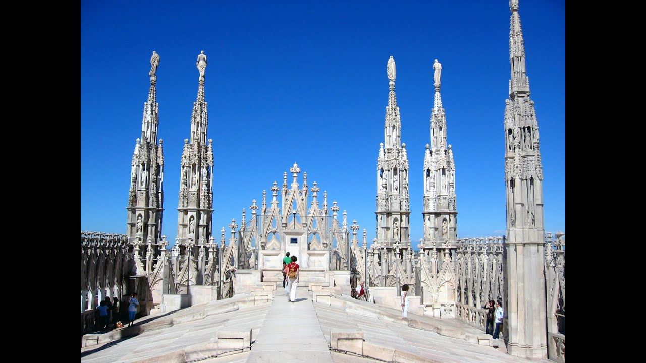 Musement Milan Duomo Rooftop Terraces Youtube