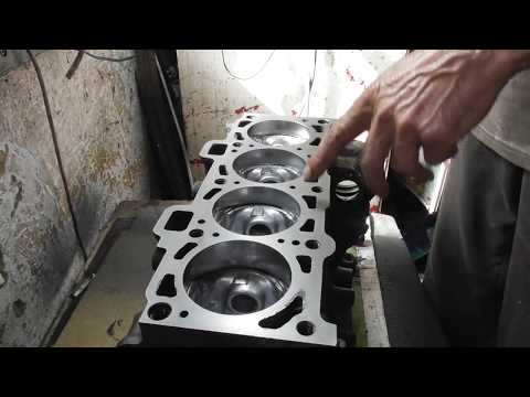 Ремонт 8 клапанного двигателя с ВАЗ 2110 3 Часть