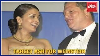 5ive Live : Aishwarya Rai Escaped Sexual Advances From Harvey Weinstein