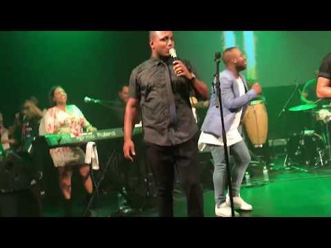 Adalberto Alvarez y su Son - La Lengua  Live en Strasbourg 20.04.2018