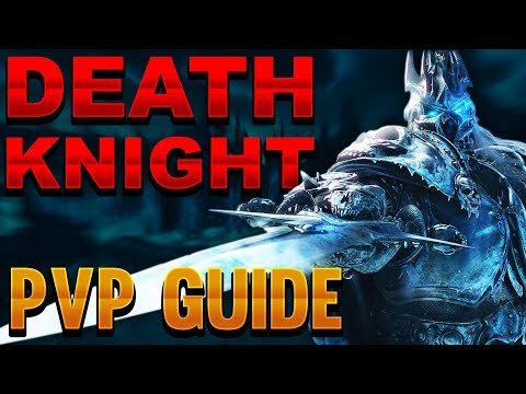 Trillebartom Death Knight PVP Guide 8.2