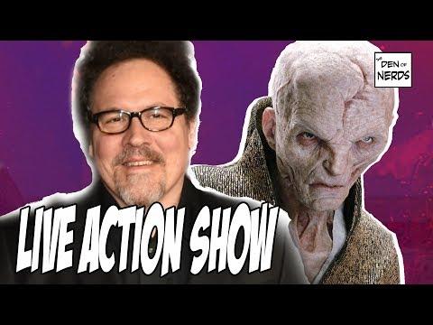 Star wars Live Action TV Series News | Snoke's Backstory??
