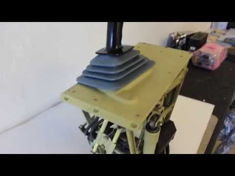 A320 Sidestick demo video