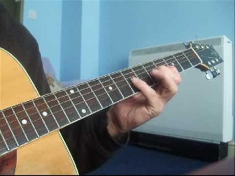 Rush - Natural Science - Acoustic Guitar