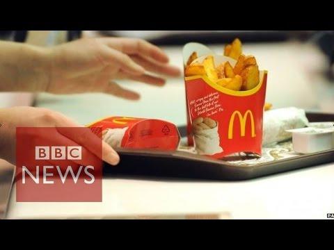 McDonald's staff 'love zero-hours contracts' - BBC News