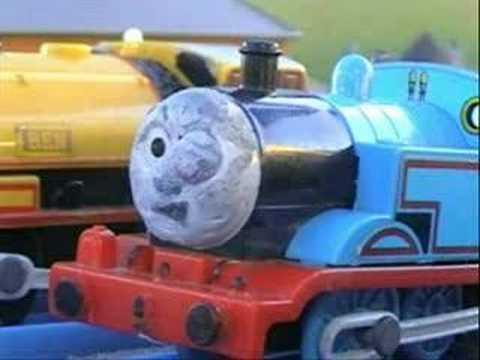 Thomas Blows His Stack