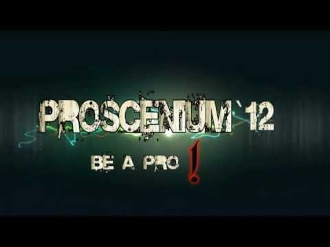 Proscenium - Be a pro! Teaser (The Theater of Wars) [HD] 1080i