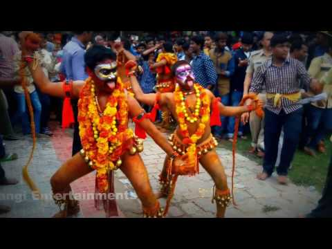 Golkonda Bonalu 2016 l  Golkonda Bonalu Celebrations 2016 l Pothurajulu