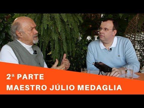 2ª Parte, Júlio Medaglia, Carlos Gomes, Surpresa, João Carlos Martins, Karabtchevsky, Morricone