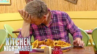 'I'm Going To Bypass This Otherwise I'll Need A Bypass' | Kitchen Nightmares