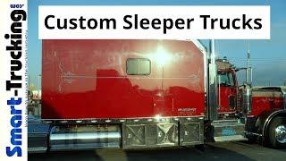 Custom Bunk Super Sleeper Trucks Collection