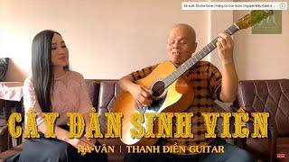 [ Guitar Cover ]  Cây Đàn Sinh Viên | Hà Vân & Thanh Điền Guitar