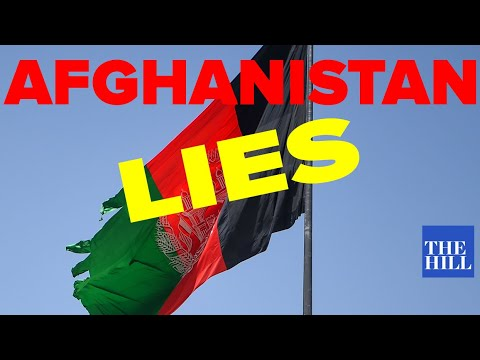BREAKING: Secret docs reveal decades of lies from Obama, Bush in Afghanistan