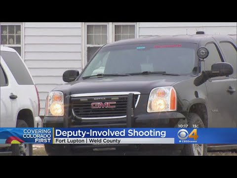 Weld County Deputy Involved In Shooting