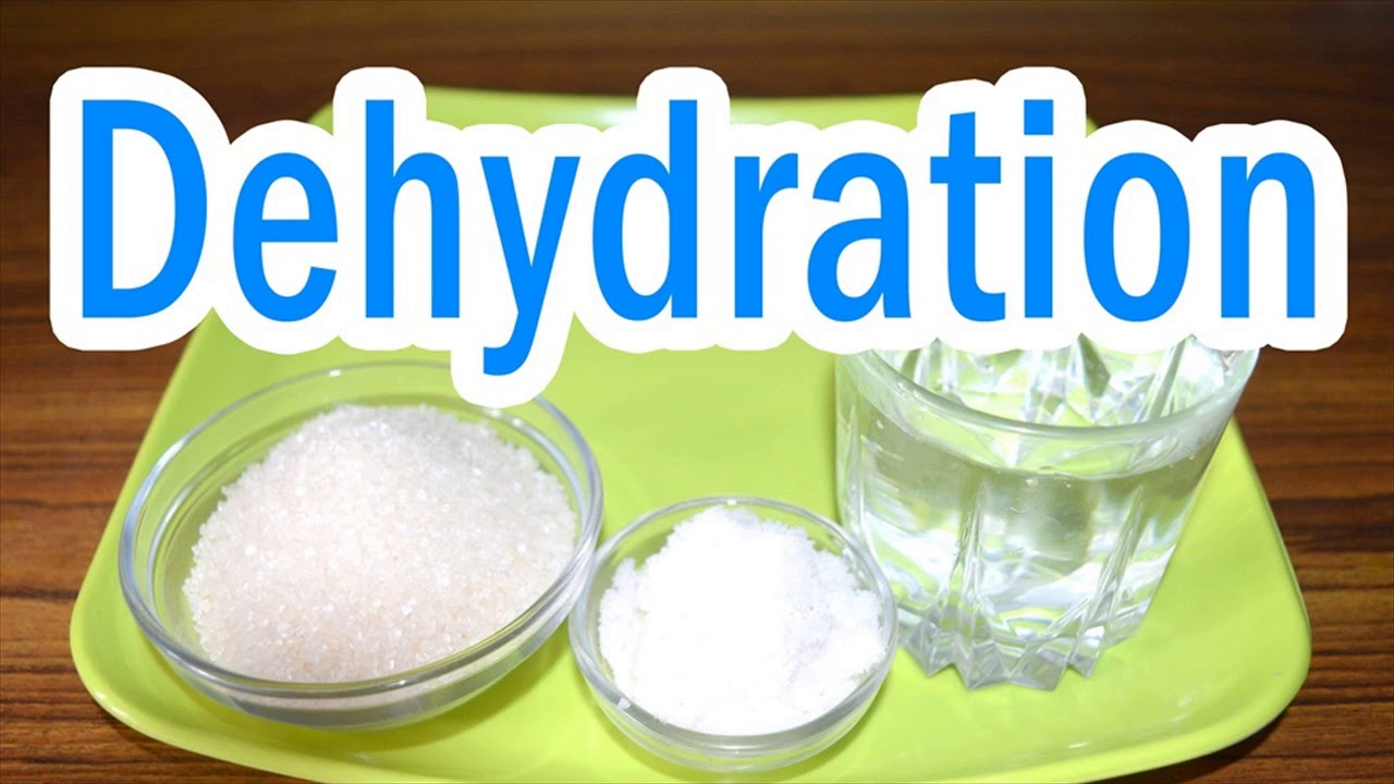 Best natural home remedies for dehydration hypohydration