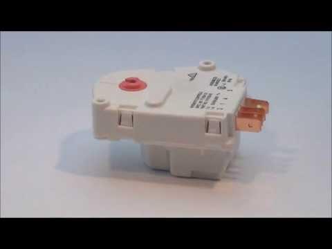 electrolux fridge freezer defrost timer 2115162006 by paul clark