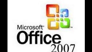 Jak stáhnout Microsoft Office 2007