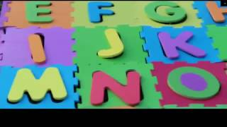ABC Song/ Aashiq Pretend Play Learning English Alphabets with toys