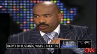 Steve Harvey - Why We Still Got Monkeys?