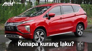 Mitsubishi Xpander baru!