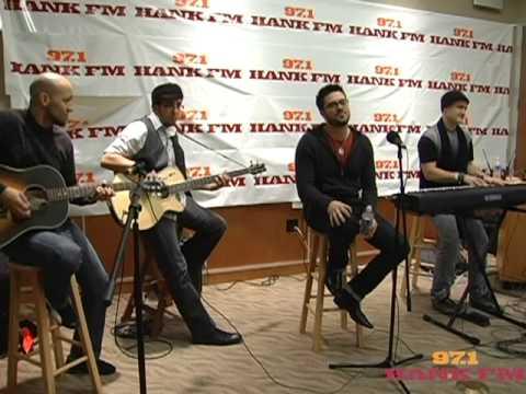"Danny Gokey performs ""I Still Believe"""