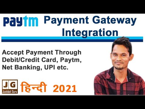 Paytm Payment Gateway Integration In Php In Hindi