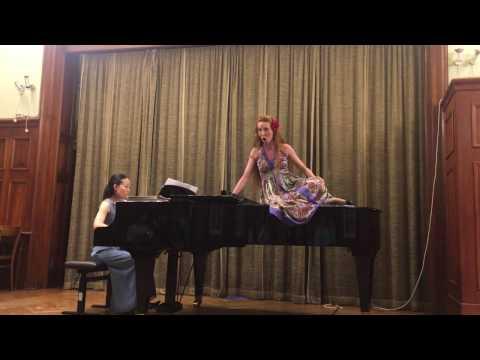 Dominique Dethier sings Norina