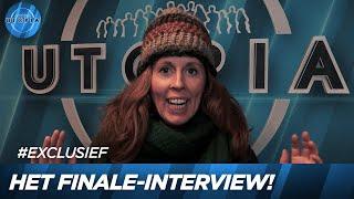 EXCLUSIEF: Het interview met de winnares 🏆 | UTOPIA