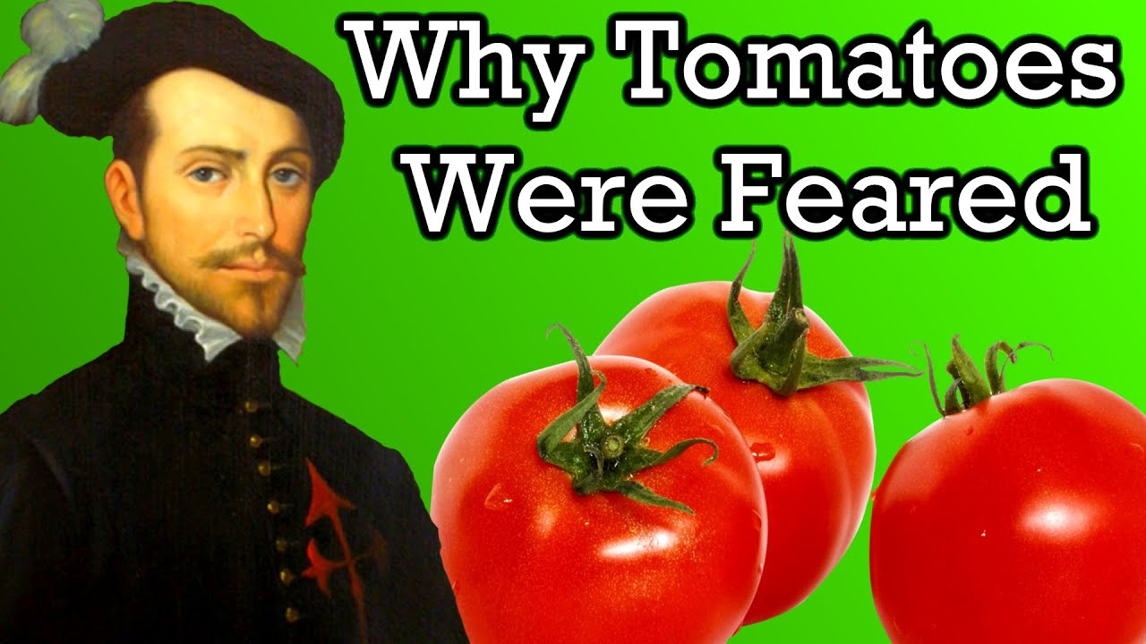 The Dangerous History of Tomatoes