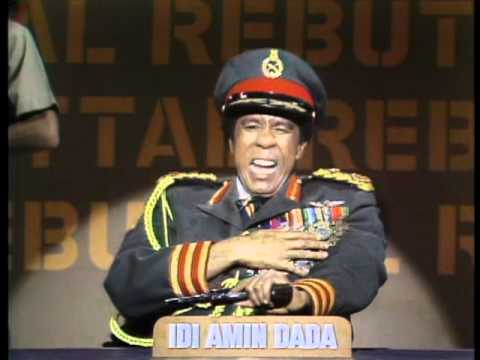 The Richard Pryor Show - Uganda's Idi Amin Dada