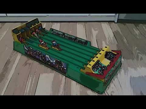 Horse Racing ( Vintage Toys )