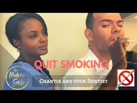 Quit Smoking with Chantix: A Real Life Experience