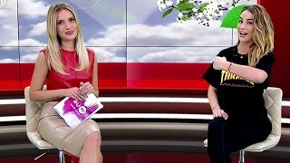 МАРЬЯНА РО НА КАНАЛЕ RU.TV | ВОПРОС ПРО ИВАНГАЯ И НЕ ТОЛЬКО