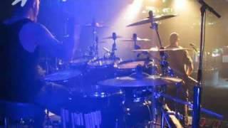 Ryan Van Poederooyen Drumcam (Devin Townsend Project) - N9 - Soundcheck - Munich