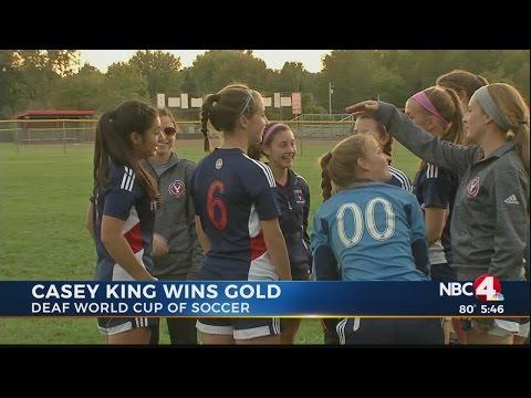 Deaf Bishop Hartley soccer star helps Team USA defeat Russia
