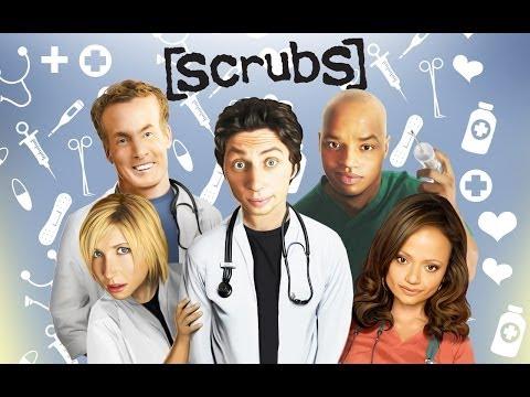 Scrubs S09E07 Our White Coats - YouTube