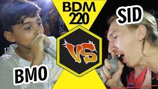 BMO Vs Alves e SID - Final Especial | Baralha de RAP do Museu