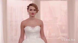 Покупка свадебного платья в интернете от VESILNA™ модель 3054