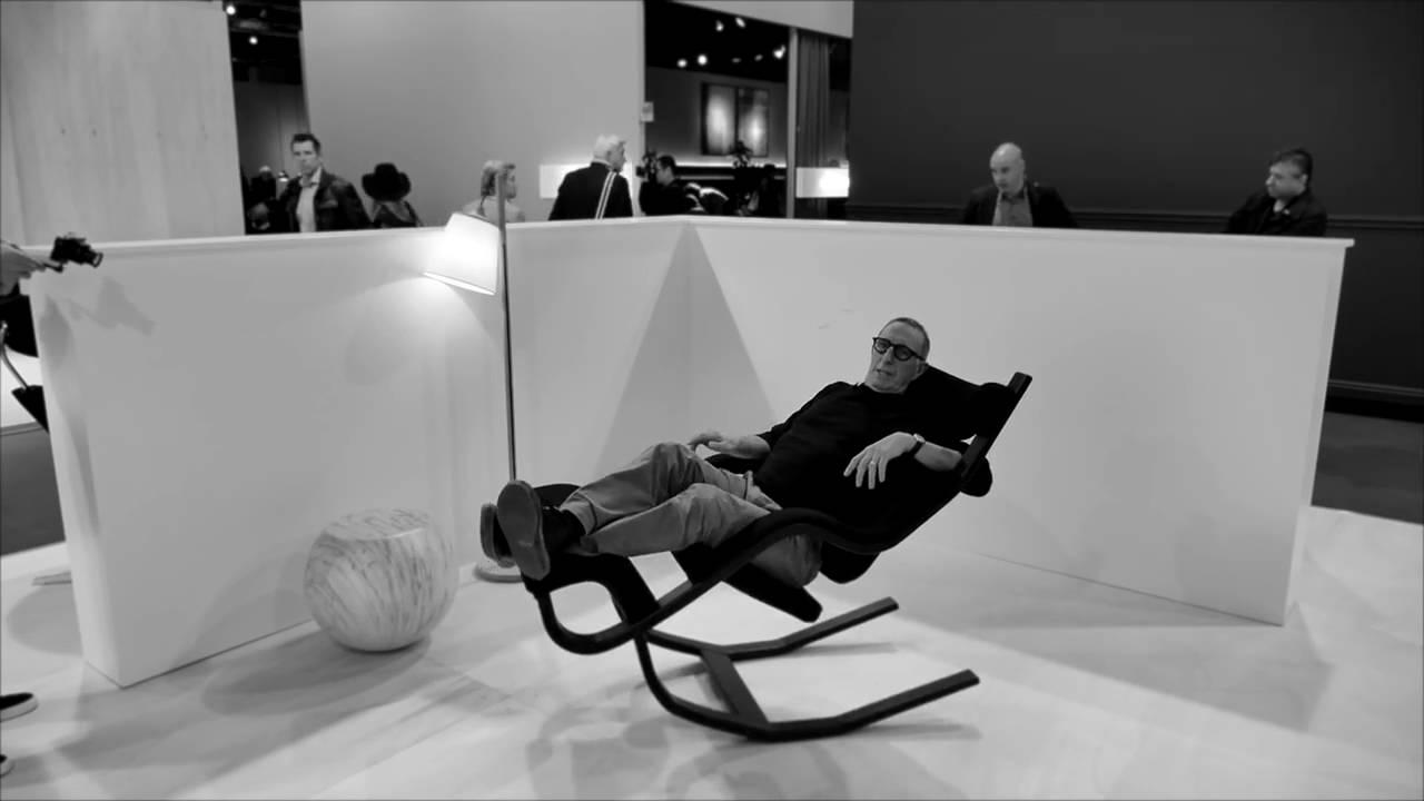 Stokke Balans Bureaustoel.Varier Gravity Balans Stoel Youtube