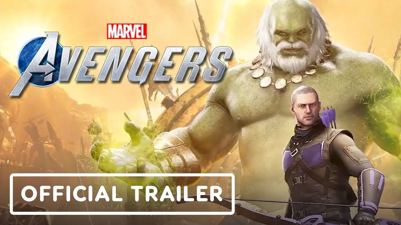 Marvel's Avengers Operation Hawkeye: Future Imperfect - Official Story Trailer