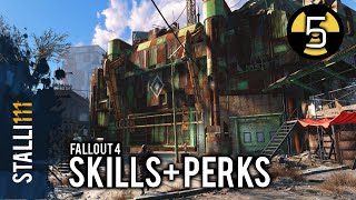 ►Fallout 4 | Perks, Skills,  S.P.E.C.I.A.Ls and skill magazines (Found in the trailer)