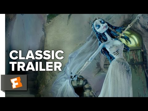 Corpse Bride (2005) Official Trailer - Tim...