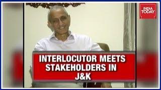 Interlocutor Dineshwar Sharma Meets Stakeholders In J&K